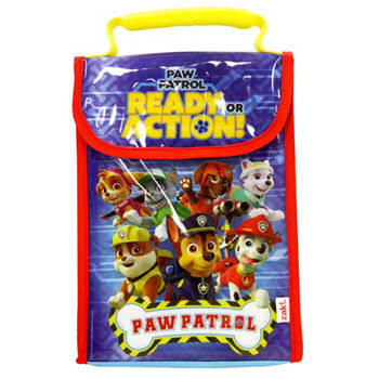 Zak Paw Patrol Insulated Berg Lunch Bag